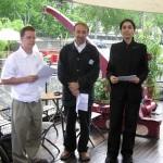 Lauréats Prix du CREIS 2004
